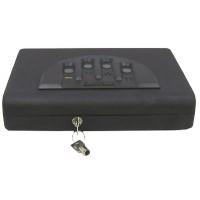 GunVault Microvault- MVB500 Biometric Portable Gun Safe