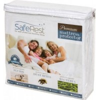 SafeRest Premium Hypoallergenic Mattress Protector
