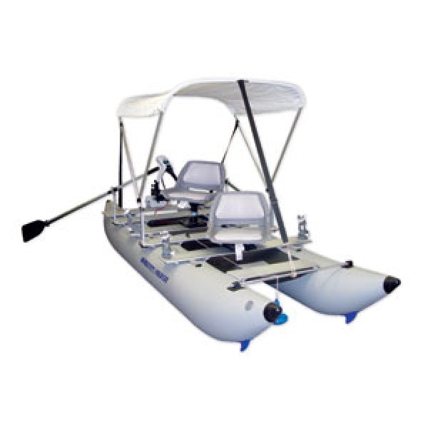 Ebay Pontoon Boats With Electric Motor