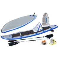 Sea Eagle SUP Inflatable Paddle LongBoard 11ft Deluxe Package