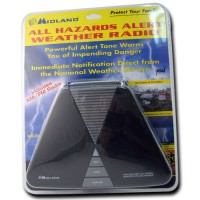 AM / FM All Weather Alert Weather Radio