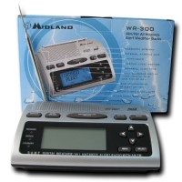 AM / FM All Hazards Alert Weather Radio - WR300