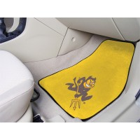 Arizona State University 2 Piece Front Car Mats