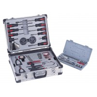 Picnic Time Tool Kit - 101 Pc Deluxe In Aluminum Case