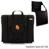 Arizona State Printed Stadium Seat Black