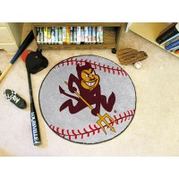 Arizona State University Baseball Rug