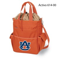 Auburn University Printed Activo Tote Orange