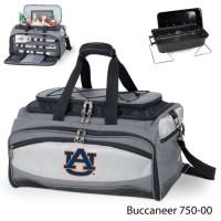 Auburn University Printed Buccaneer Cooler Grey/Black