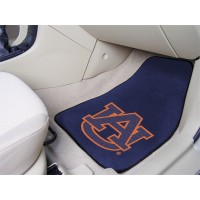 Auburn University 2 Piece Front Car Mats