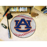 Auburn University Baseball Rug
