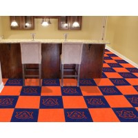 Auburn University Carpet Tiles