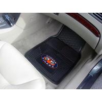 Auburn University Heavy Duty 2-Piece Vinyl Car Mats