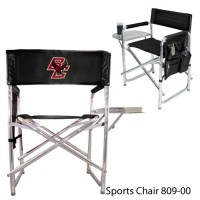 Boston College Printed Sports Chair Black