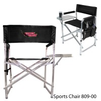 Boston College Embroidered Sports Chair Black