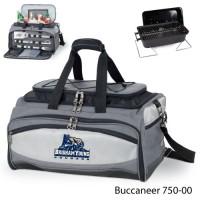BYU Printed Buccaneer Cooler Grey/Black