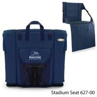 BYU Printed Stadium Seat Navy