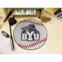 Brigham Young University Baseball Rug