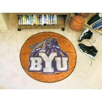 Brigham Young University Basketball Rug