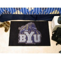 Brigham Young University Starter Rug
