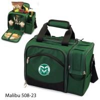 Colorado State Embroidered Malibu Picnic Pack Hunter Green