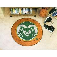 Colorado State University Basketball Rug