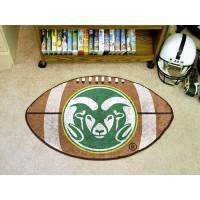 Colorado State University Football Rug