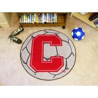 Cornell University Soccer Ball Rug