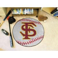Florida State University Baseball Rug