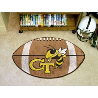 Georgia Tech Football Rug