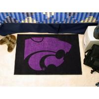 Kansas State University Starter Rug