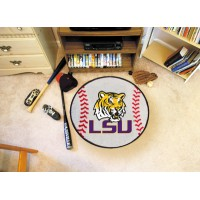 Louisiana State University Baseball Rug