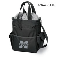 Mississippi State Printed Activo Tote Black