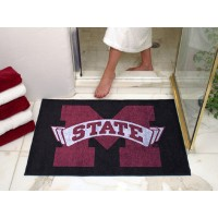 Mississippi State University All-Star Rug