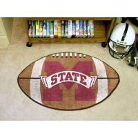 Mississippi State University Football Rug