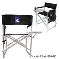 Northwestern Printed Sports Chair Black