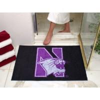 Northwestern University All-Star Rug