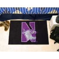 Northwestern University Starter Rug