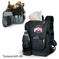 Ohio State Embroidered Turismo Tote Black