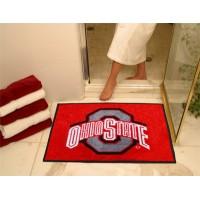 Ohio State University All-Star Rug