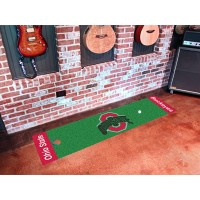 Ohio State University Golf Putting Green Mat