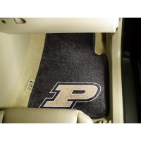 Purdue University 2 Piece Front Car Mats
