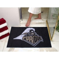 Purdue University All-Star Rug