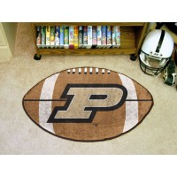 Purdue University Football Rug