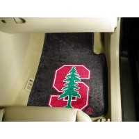 Stanford University 2 Piece Front Car Mats