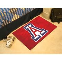 University of Arizona Starter Rug