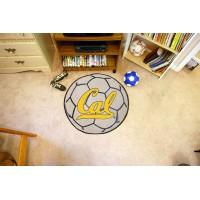 California - Berkeley UC University of Soccer Ball Rug