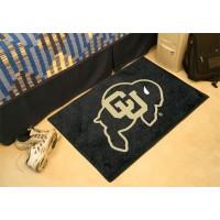 University of Colorado Starter Rug
