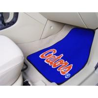 University of Florida 2 Piece Front Car Mats