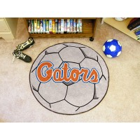 University of Florida Soccer Ball Rug