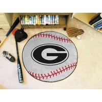 University of Georgia Baseball Rug